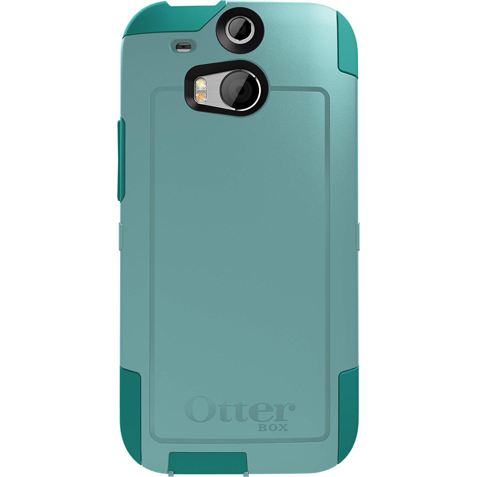 the latest 67bb5 98a6b OtterBox Commuter Case for HTC One M8 Aqua Sky