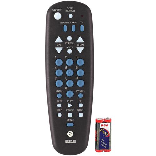RCA 3-Device Universal Remote
