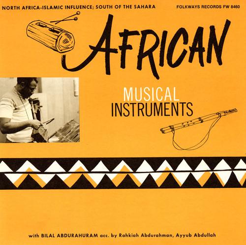 Bilal Abdurahman African Musical Instruments