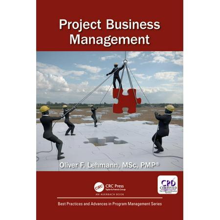 Project Business Management - eBook (Best Summer School Programs In Usa)