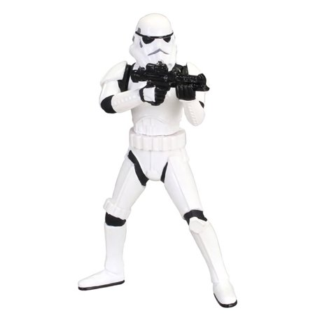 Star Wars Rogue One Desktop Galactic Empire Stormtrooper Ver. 2 Mini Figure - Star Wars Stormtrooper