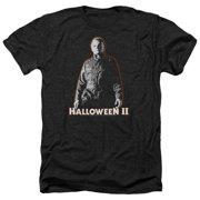 Halloween II Michael Myers Mens Heather Shirt