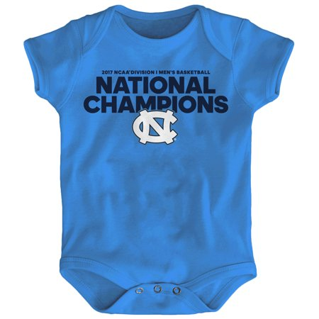 North Carolina Tar Heels Infant 2017 NCAA Men