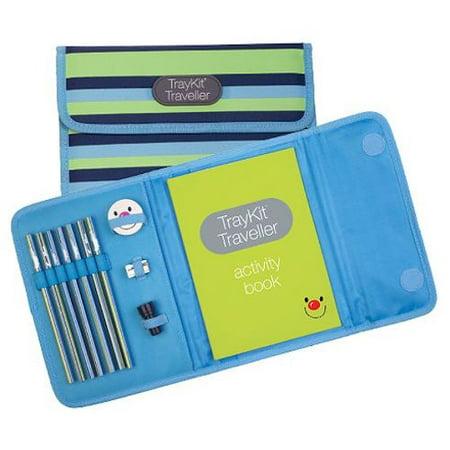 Kids Preferred - Traveller Play Kit - Blue Stripes