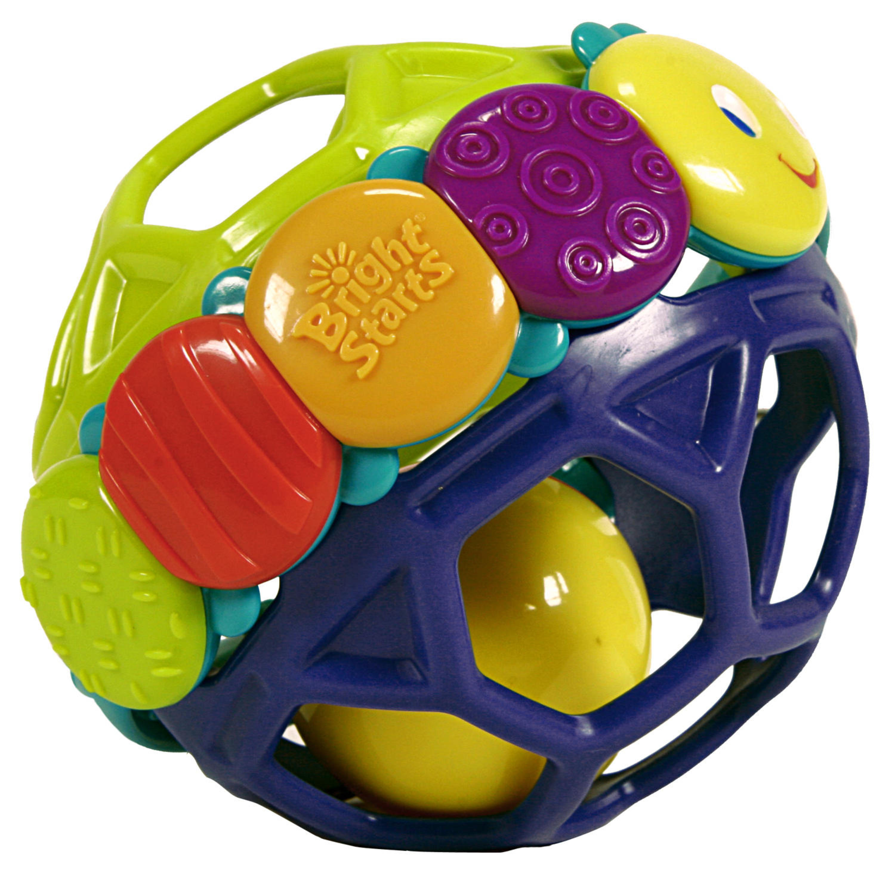 Bright Starts Flexi Ball Toy Walmart