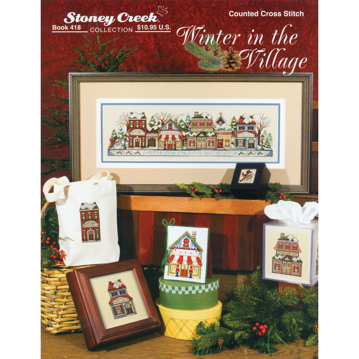 Stoney Creek Winter In The Village