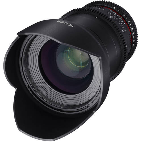 Rokinon DS 35mm T1.5 Cine Lens for Sony E