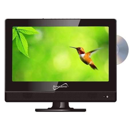 13 3  1366 X 768 Led Widescreen Hdtv With Dvd Player
