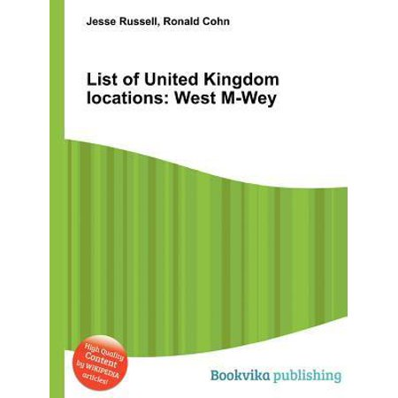 List of United Kingdom Locations: West M-Wey - image 1 of 1