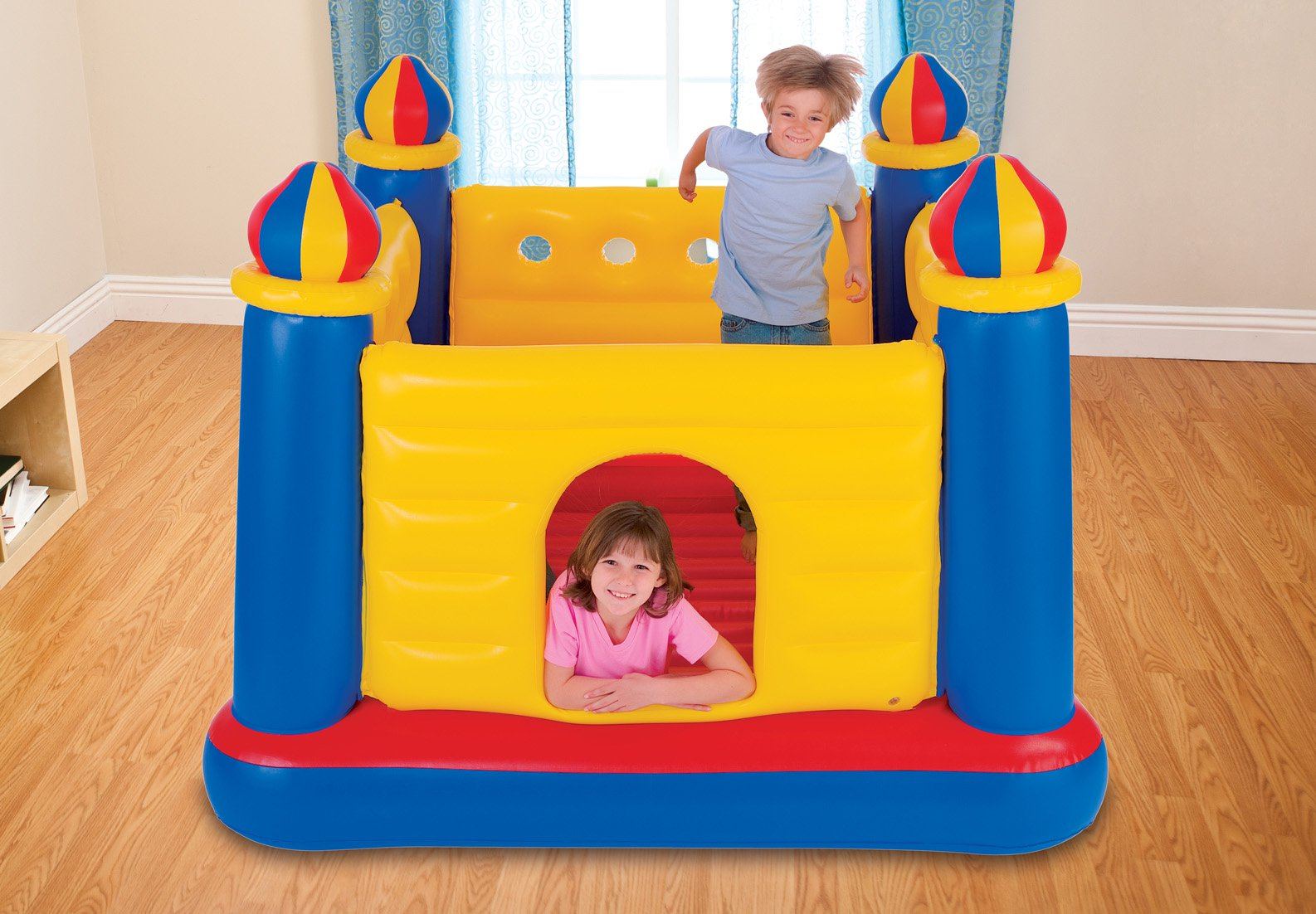 Intex Inflatable Kids Castle B...