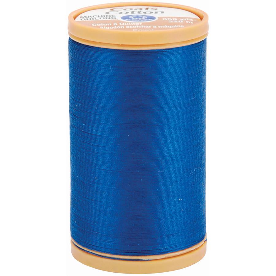 Machine Quilting Cotton Thread, 350yd, Yale Blue