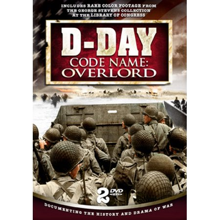 D-Day: Code Name Overlord (DVD)