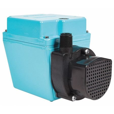 Little Giant 3E 12N 7 In  L Compact Submersible Pump  4 1 2 In  W
