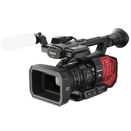 Panasonic AG-DVX200 4K Handheld Camcorder w/ 4/3 Sensor and Integrated Zoom Lens