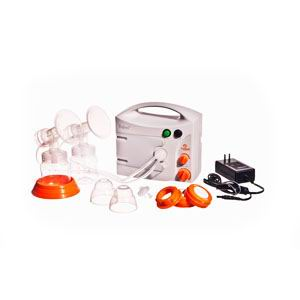 EnJoye LBI Professional Grade Breast Pump with Tote and PAS by Hygeia Ii Medical Group Inc.