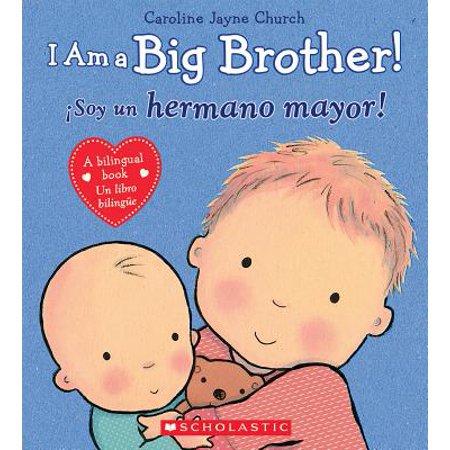 I Am a Big Brother! / Isoy Un Hermano Mayor! (Mayor Halloweentown)