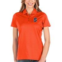 Syracuse Orange Antigua Women's Balance Polo - Orange