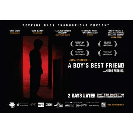 A Boys Best Friend Movie Poster (11 x 17)