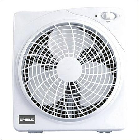 10 Box Fan (Optimus 10