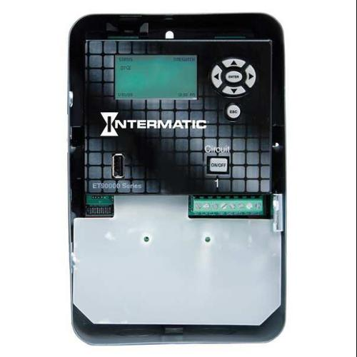 INTERMATIC ET90115C Electronic Timer, Astro 365 Days, SPDT