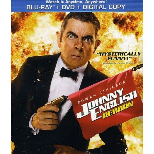 Johnny English Reborn (Blu-ray + DVD) (With INSTAWATCH) (Widescreen)