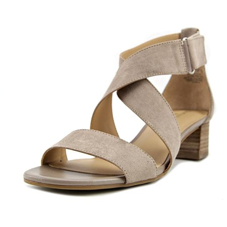 Naturalizer Womens Adele Fabric Open Toe Casual Strappy Sandals Doe Size 80 P