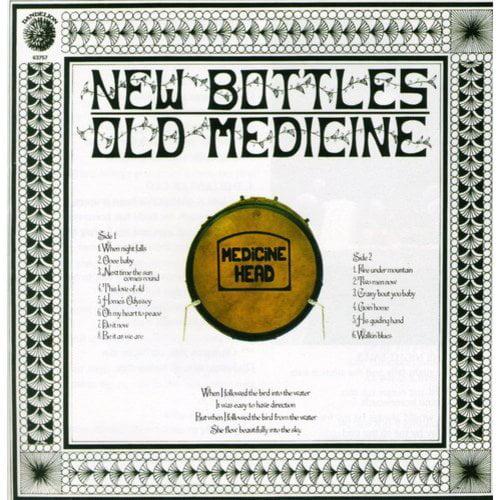 New Bottles Old Medicine