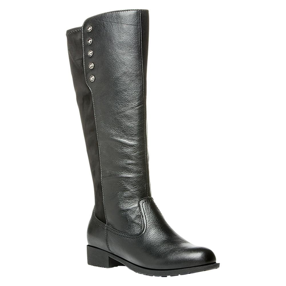 Propét Charlotte - Boots - Women's Mainstreet - Black/Bla...
