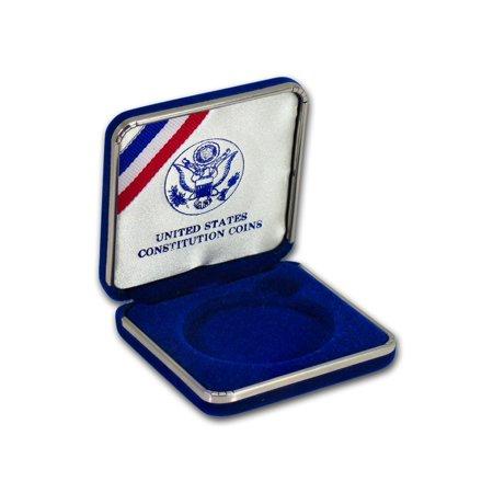 1987 Gem Proof - OGP Box & COA - 1987 U.S. Constitution Proof Silver Dollar