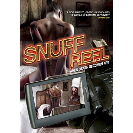 Snuff Reel: When Death Becomes Art (DVD)
