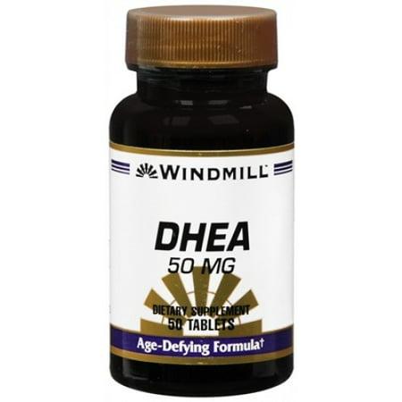 Moulin à vent Dhea 50 Comprimés mg - 50 Ea