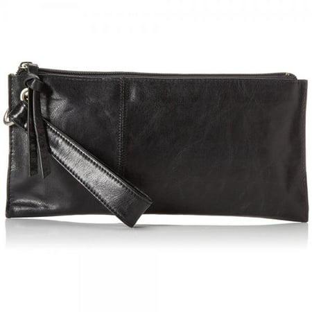 HOBO Vintage Vida Clutch,Black,One Size Latico Vintage Clutch