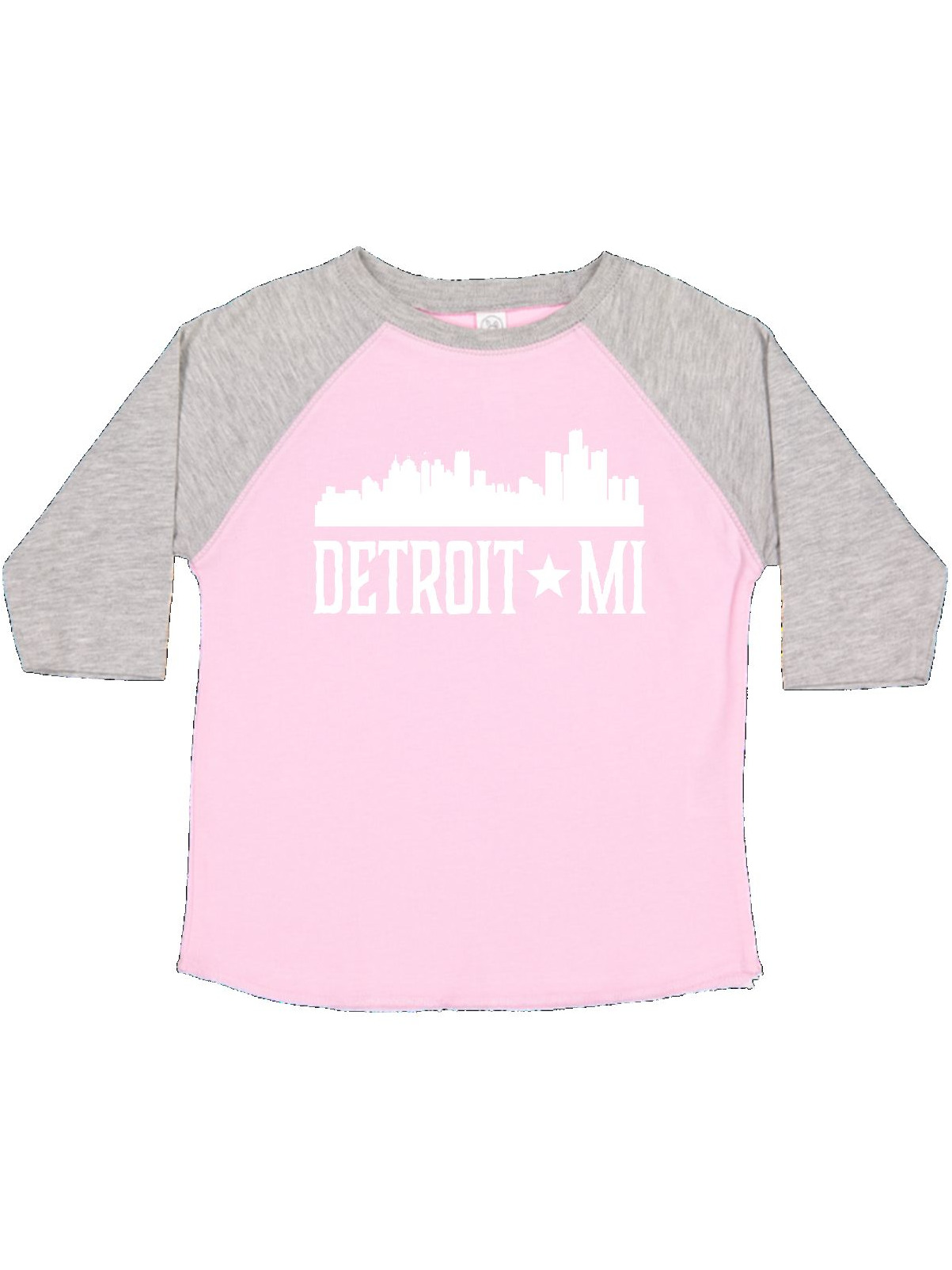 Inktastic Detroit Michigan Skyline MI Cities Men/'s Tank Top City Silhouette U S