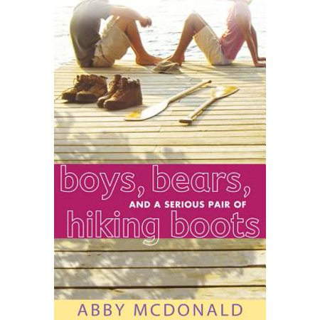 Boys Bears and a Serious Pair of Hiking Boots -