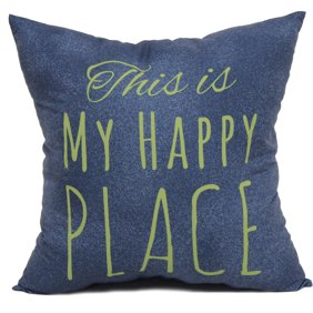 The Pillow Collection Hoku Zigzag Floor Pillow Chamois - Walmart.com