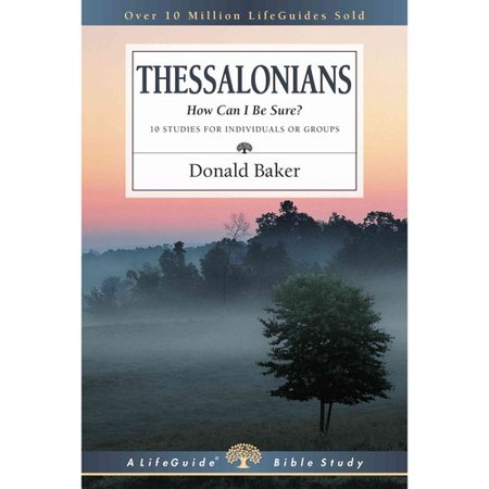 1   2 Thessalonians  How Can I Be Sure