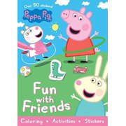 Fun with Friends Activity Book