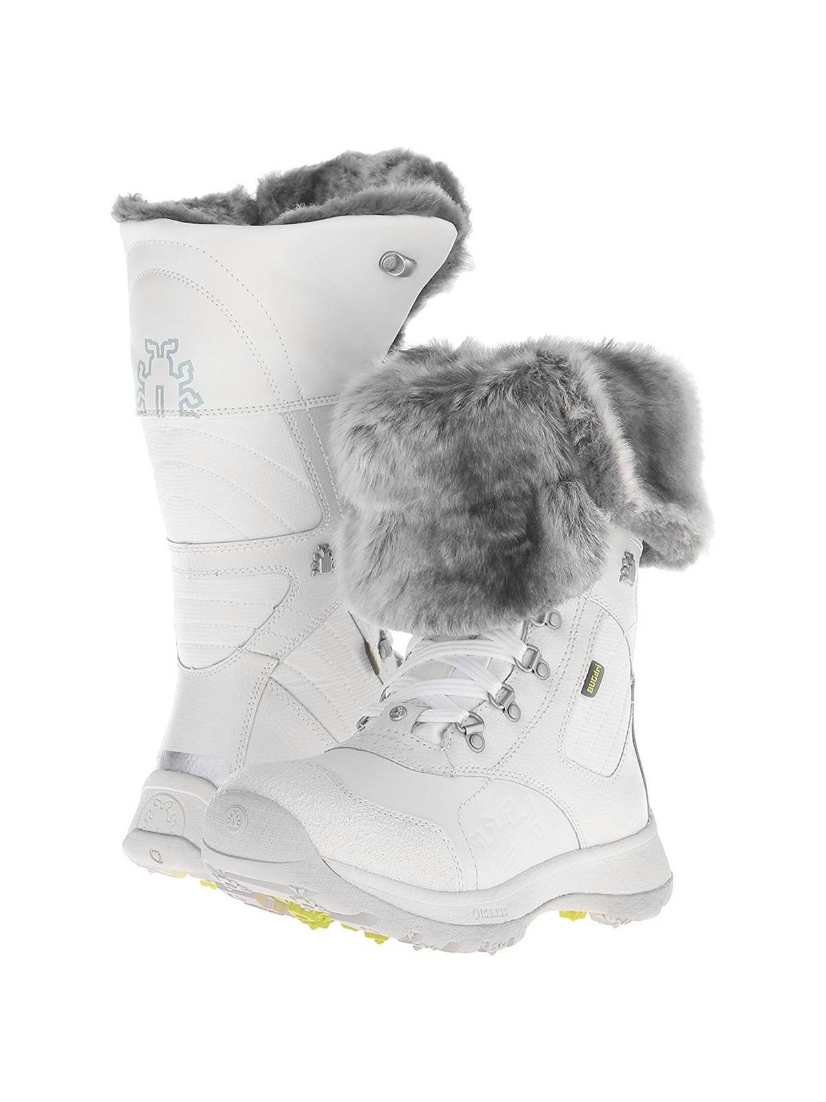 Icebug Meribel-L Womens Winter Snow Boots, Ladies Waterproof Lightweight Insulated Hiking Shoes For Cold Weather