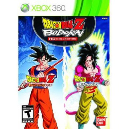 Dragon Ball Z Hd (xbox 360) ()
