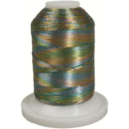 Robison Anton Embroidery Thread - Robison-Anton J Metallic Thread 1,000yd-Multicolor