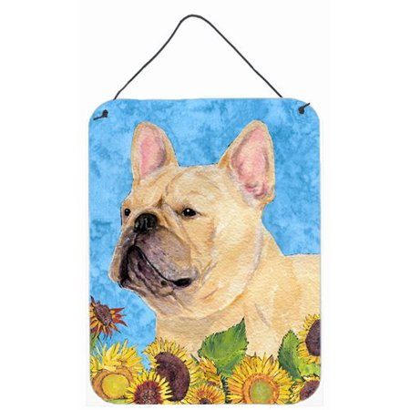 Carolines Treasures French Bulldog Painting Print Plaque