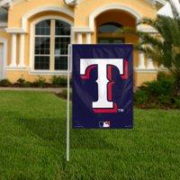 """Texas Rangers 11"""" x 15"""" Garden Flag - No Size"""