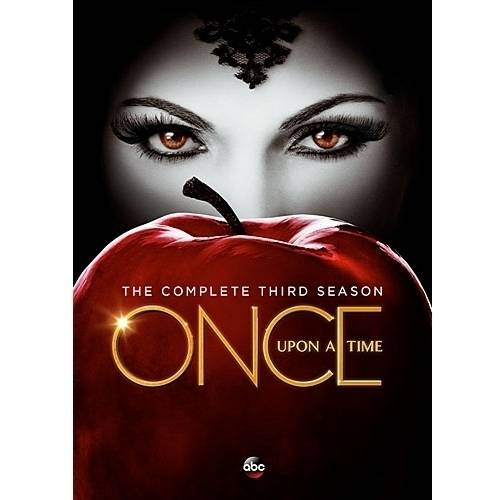 ONCE UPON A TIME-COMPLETE 3RD SEASON (DVD/5 DISC/WS)