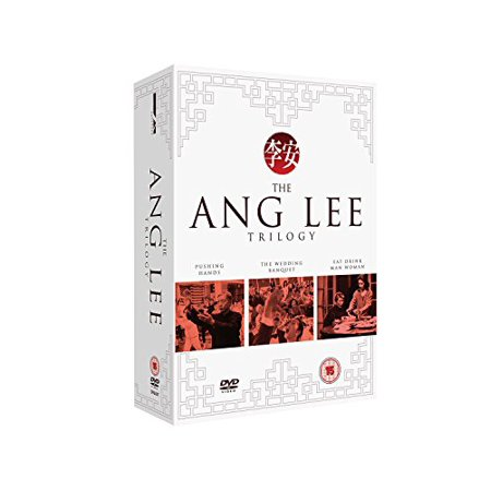 The Ang Lee Trilogy - 3-DVD Box Set ( Tui shou / Xi yan / Yin shi nan nu ) ( Pushing Hands / The Wedding Banquet / Eat Drink Man Woman ) [ NON-USA FORMAT, PAL, Reg.0 Import - United Kingdom ]
