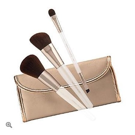 Bareminerals Give me a Swirl 3 pc full size brush collection (Bareminerals Collection)