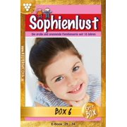 Sophienlust Jubilumsbox 6  Familienroman - eBook