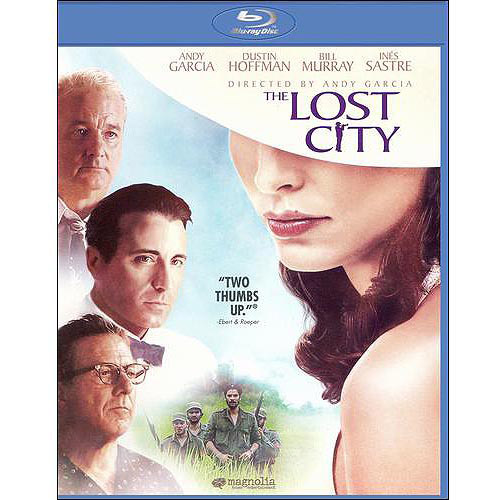 The Lost City (Blu-ray) (Widescreen)