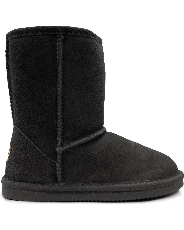 Lamo Footwear Girls' Classic Boot Ok0712y-89 by Lamo Footwear