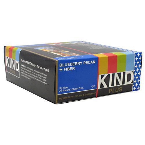 Kind Snacks Kind Fruit ; Nut - Blueberry Pecan ; Fiber - ...