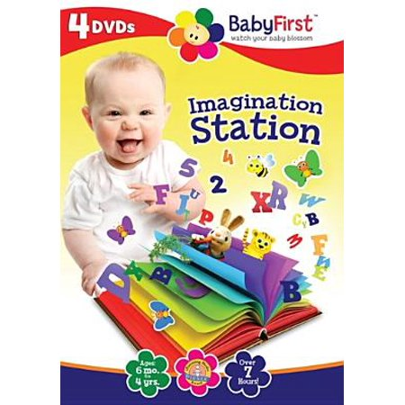 - BABY FIRST-IMAGINATION STATION (DVD/4 DISC) (DVD)
